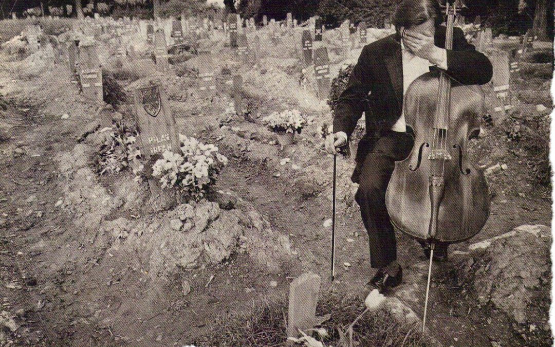 El violonchelista de Sarajevo