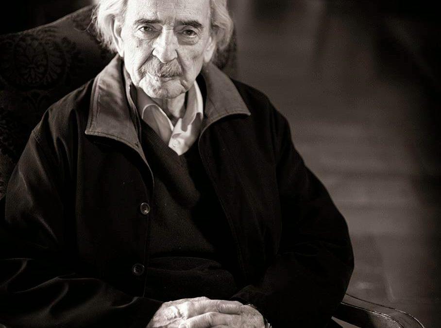 Entrevista con Juan Gelman, Premio Cervantes 2007