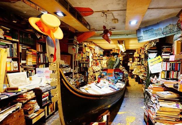 Las librerías que hay que ver en persona