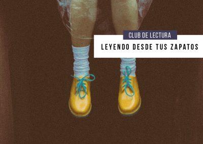 Club: Leyendo desde tus zapatos