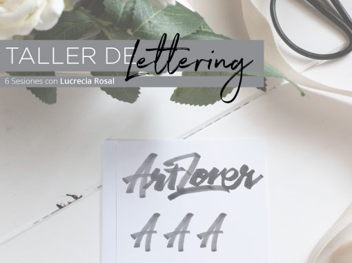 Lettering (jueves)