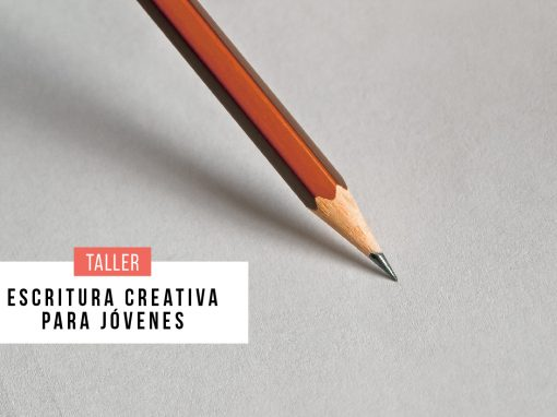 Taller de escritura para jóvenes