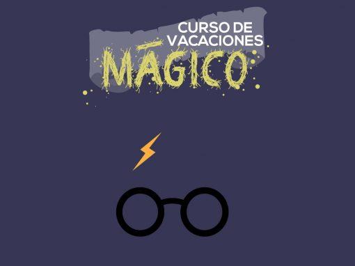 Curso de vacaciones mágico
