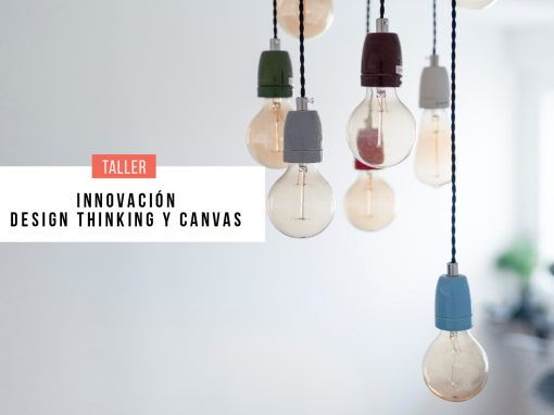 Innovación, Design Thinking y Canvas