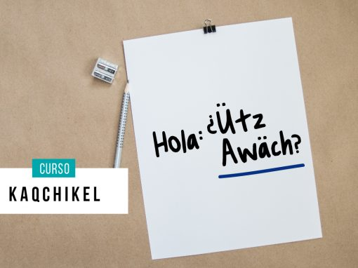 Curso de Kaqchikel
