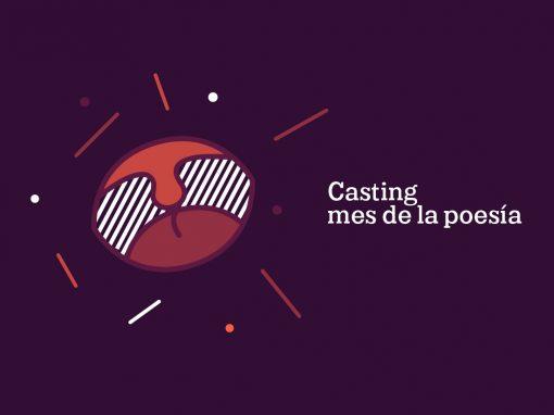 Casting de poesía