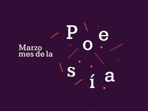 Marzo, mes de la poesía