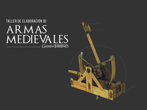 Taller: Elaboración de armas medievales