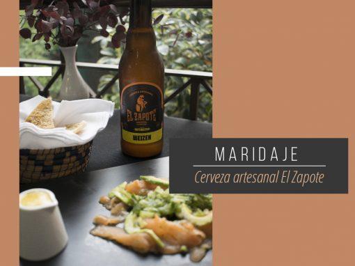 Maridaje de cerveza artesanal: para una noche de primavera
