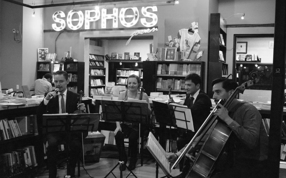 La soledad al cuadrado entre libros y música