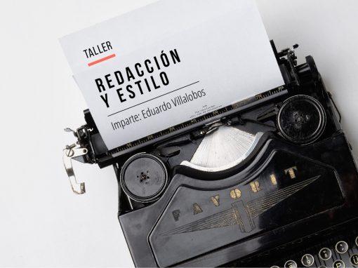 Taller: Redacción y estilo