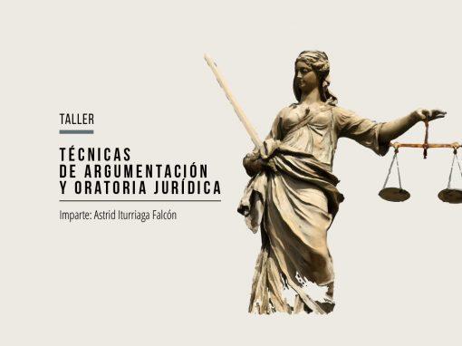 Técnicas de argumentación y oratoria jurídica