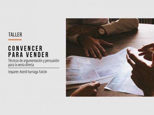 Taller: Convencer para vender