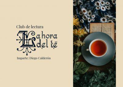Club de lectura: La hora del té