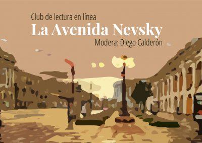 Club de lectura en línea: La Avenida Nevsky