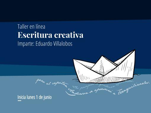 Taller en línea: Escritura creativa