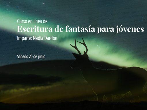 Curso en línea: Escritura de fantasía para jóvenes
