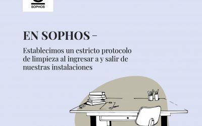 Acciones en SOPHOS durante crisis COVID-19