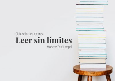 Club de lectura en línea: Leer sin límites