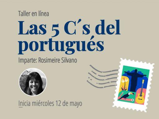Curso en línea: Las Cinco C's del Portugués
