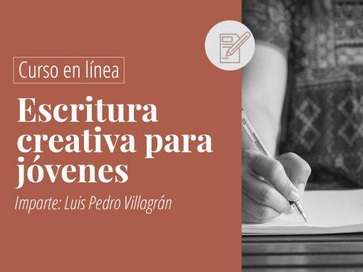 Taller en línea: Escritura creativa para jóvenes