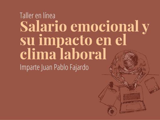 Taller en línea: Salario emocional y su impacto en el clima laboral