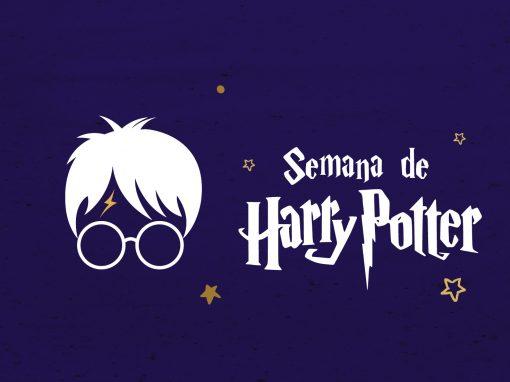 Semana de Harry Potter en SOPHOS 2021