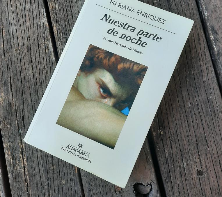 Reseña del libro: Nuestra parte de noche