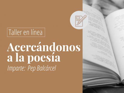 Taller en línea: Acercándonos a la poesía