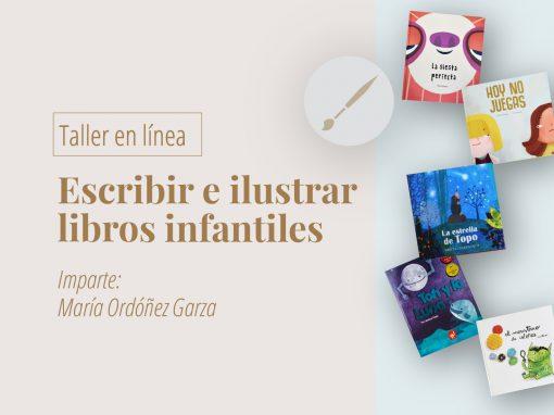Taller en línea: Escribir e ilustrar libros infantiles