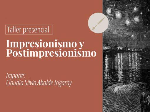 Taller presencial: Impresionismo y Postimpresionismo: aprendiendo a comprender el arte moderno
