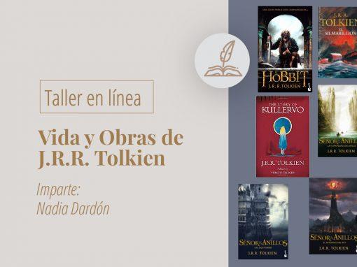 Taller en línea: Vida y Obras de J.R.R. Tolkien