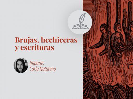 Taller en línea: Brujas, hechiceras y escritoras