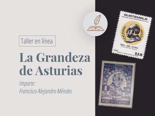 Taller en línea: La Grandeza de Asturias
