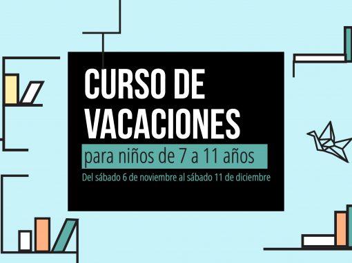 CreARTE: Curso vacaciones niños