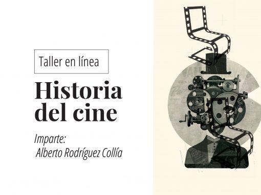 Taller en línea: Historia del cine